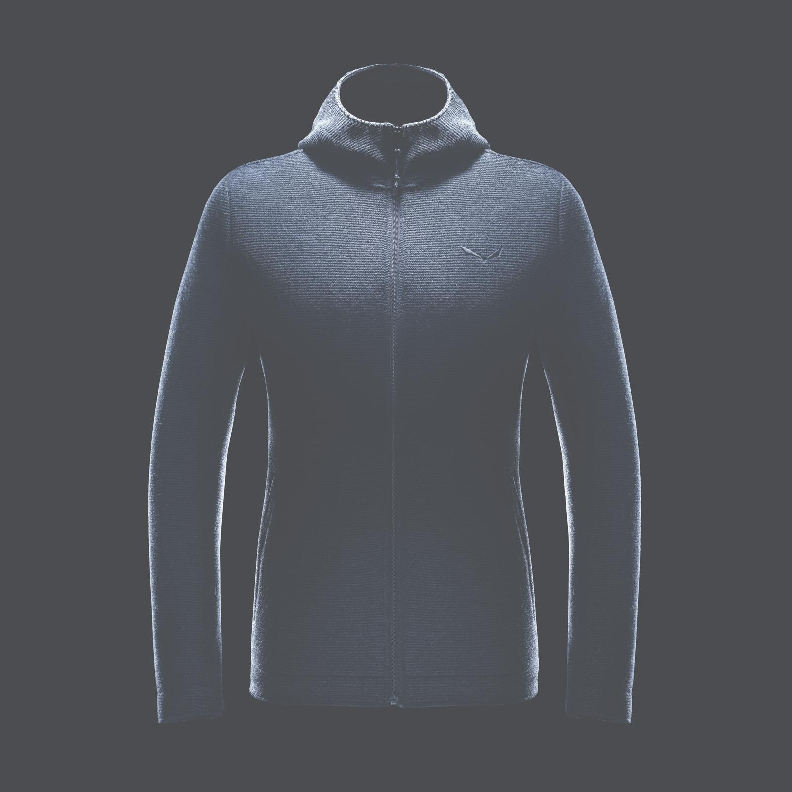 new style d23a5 2645b Salewa inventa il 'piumino di lana' | Skialper